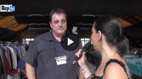 """""""Passione civile"""", il mercatino solidale alla Fiera del Mediterraneo"""