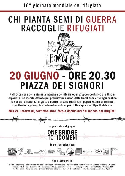 20 giugno rifugiati