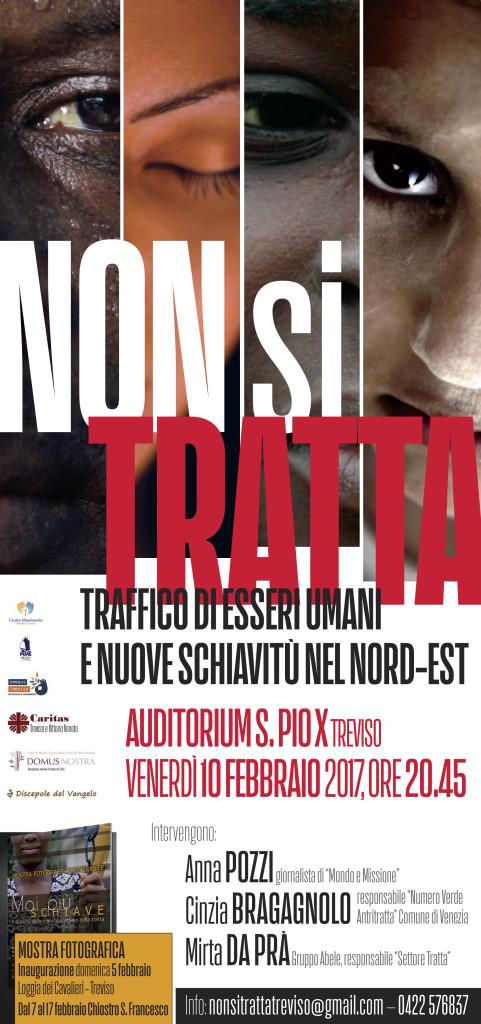 Locandina Non Si Tratta Treviso 2017.indd