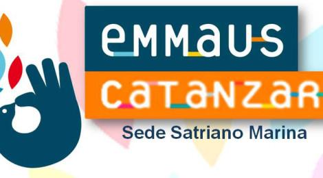 A teatro con Emmaus Catanzaro!