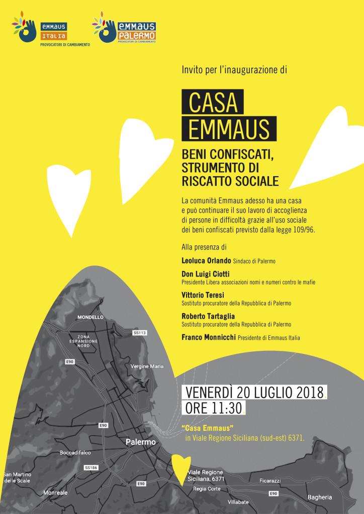 Locandina_Casa Emmaus.indd