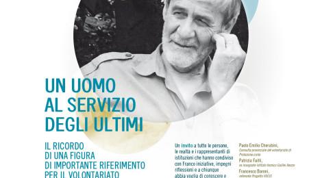 Franco Bettoli: un uomo al servizio degli ultimi. Incontro ad Arezzo, martedì 4 dicembre