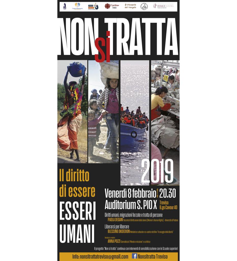 Locandina Non Si Tratta Treviso 2019.indd