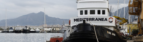 Vendita straordinaria a cura di Emmaus Cuneo per Mediterranea