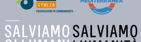 Emmaus Italia prosegue il suo sostegno al progetto Mediterranea. Sostienilo insieme a noi!