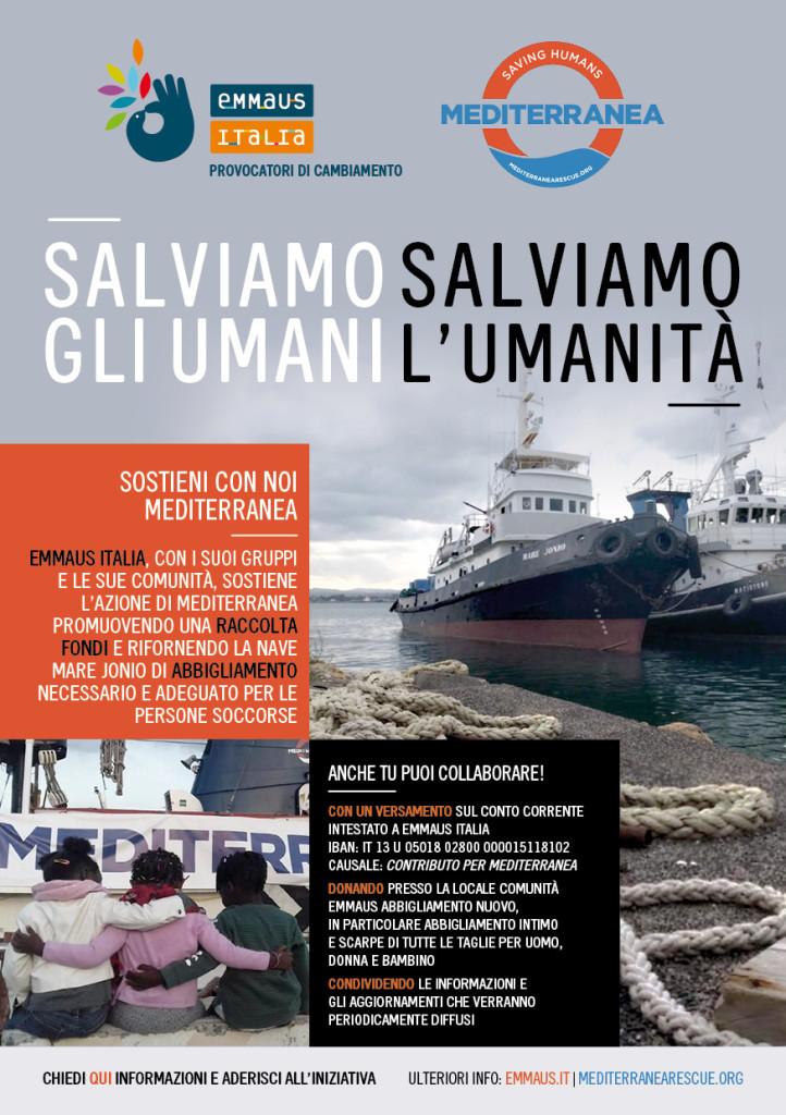 Volantino A5_Mediterranea 2019_IT_fronte_corr