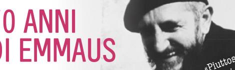 Assisi, 16 giugno 2019. Insieme per i 70 anni di Emmaus