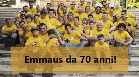 L'appartenenza, un video per ricordare Emmaus nei suoi primi 70 anni di vita